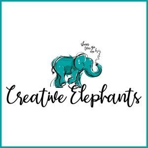 creative elephants tutoring link image