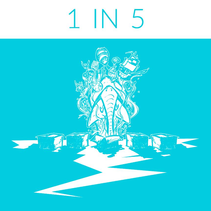 1 in 5 design