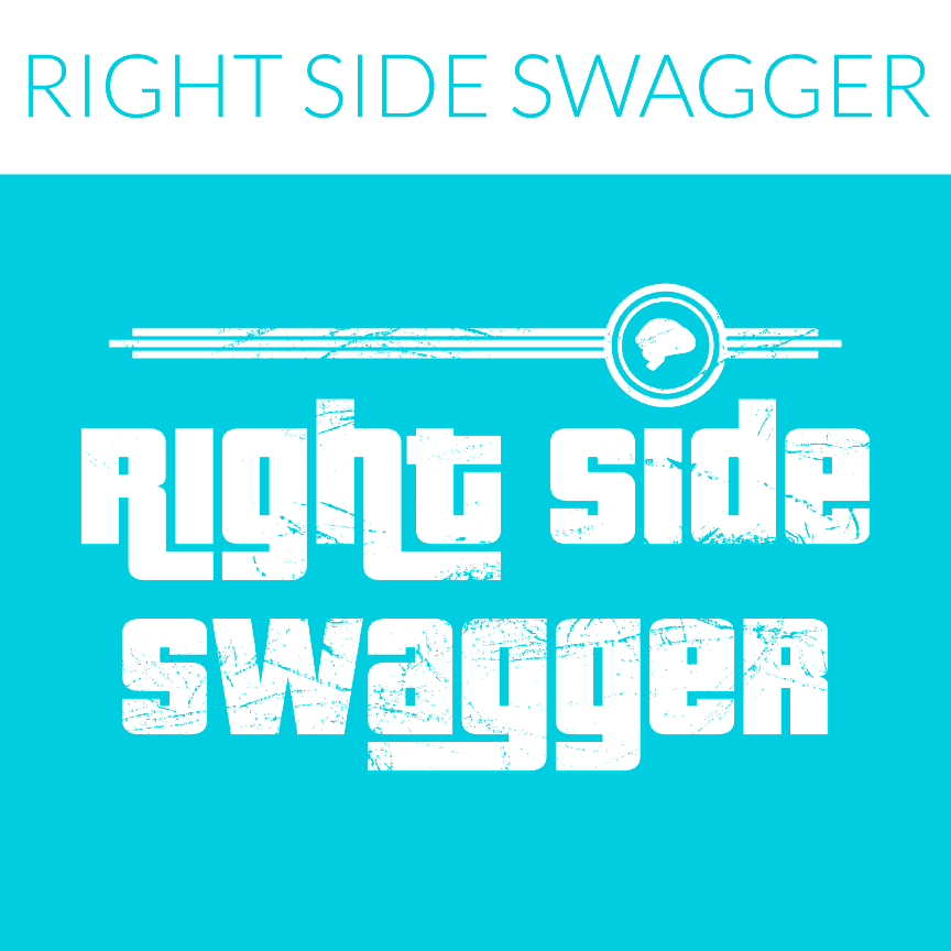 Right side swagger retro