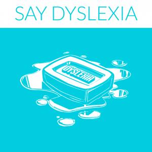 say dyslexia design