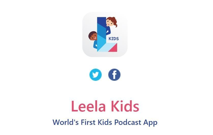 leela kids podcast logo