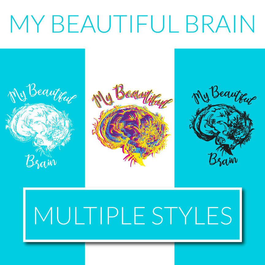 my beautiful brain designs