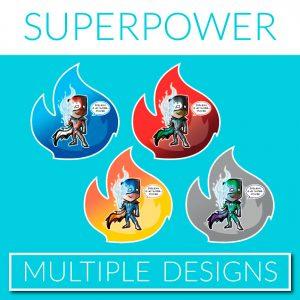 SUPER-POWER BOYS
